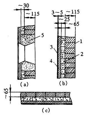 火炉子烟道结构图