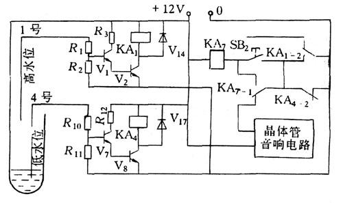 切断消音继电器ka7电源