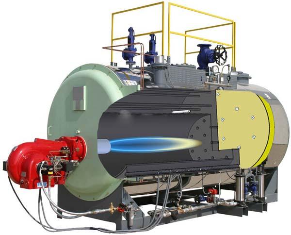 蒸汽锅炉结构 蒸汽锅炉给水电动调节阀出现问题解决的
