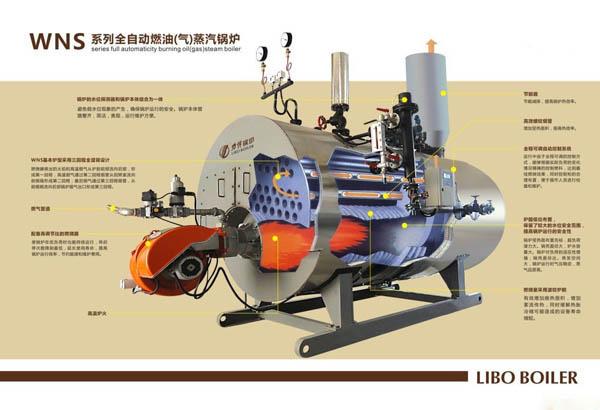 燃气锅炉结构 燃气锅炉设备 燃气锅炉控制器的性能有哪些要求